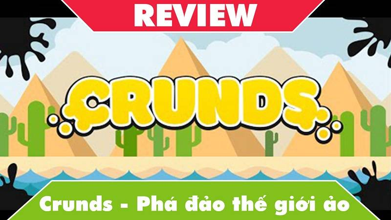 [Bluebird games] Crunds - Game bay lượn lắt léo hack não - Android