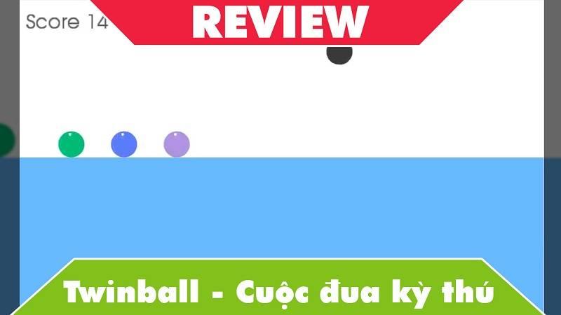 [Bluebird games] Twinball - Game Cuộc đua kỳ thú - Android