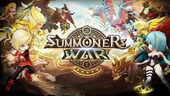 com2us, summoner wars, gmo, game ios, game android, viettel, summoner war