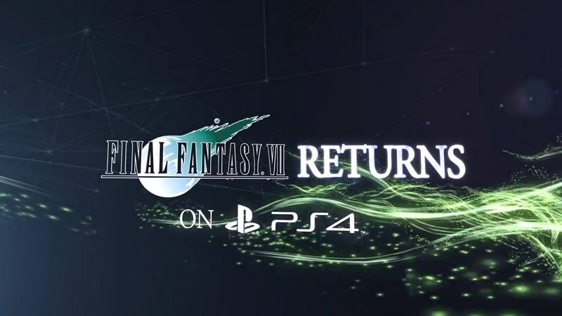 PlayStation Experience 2015: Final Fantasy VII...