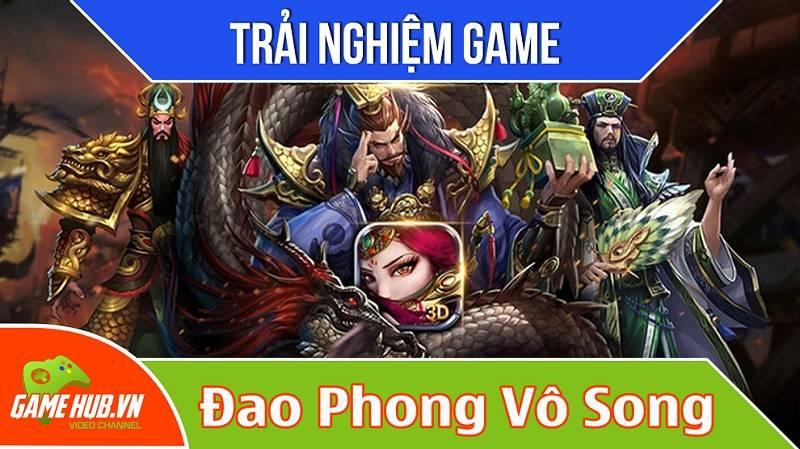 Trải nghiệm sớm game Đao Phong Vô Song lv 50 dự kiến ra 23/12/2015
