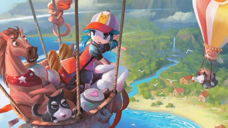 Asiasoft phát hành game mobile Vườn Vui Vẻ 3V tại Việt Nam