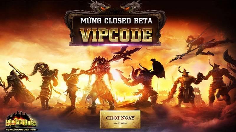 Hồn Tam Quốc - Vipcode