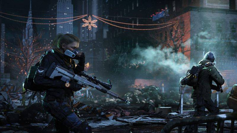 Tom Clancy's The Division - Player Stories...