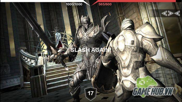 Infinity Blade Saga - Siêu phẩm iOS bất ngờ đạp cửa Android