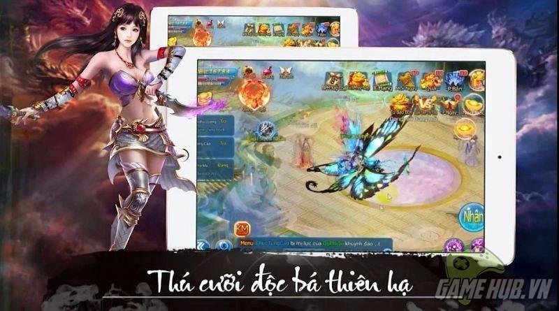 Trailer game Tiên Nghịch ra mắt 5/1/2016 -...