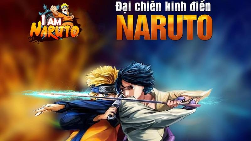 game android, game ios, giftcode, gmo, i am naruto, mmo