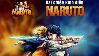 game android, game ios, game mobile, giftcode, gmo, i am naruto, mmo, top game mobile