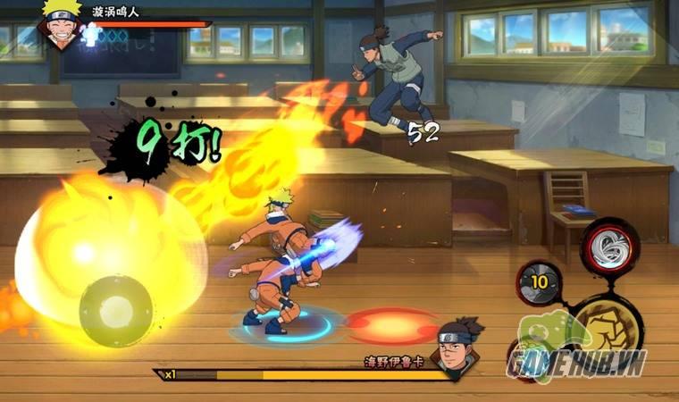 Naruto Mobile rất đáng chơi đấy các bạn!
