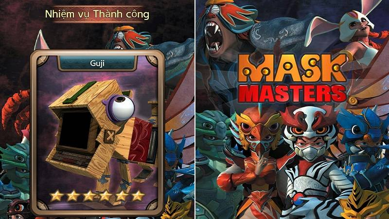 Mask Masters PLAP - Giftcode