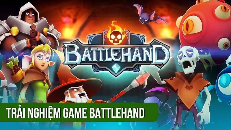 Trải nghiệm game nhập vai BattleHand - Kongregate
