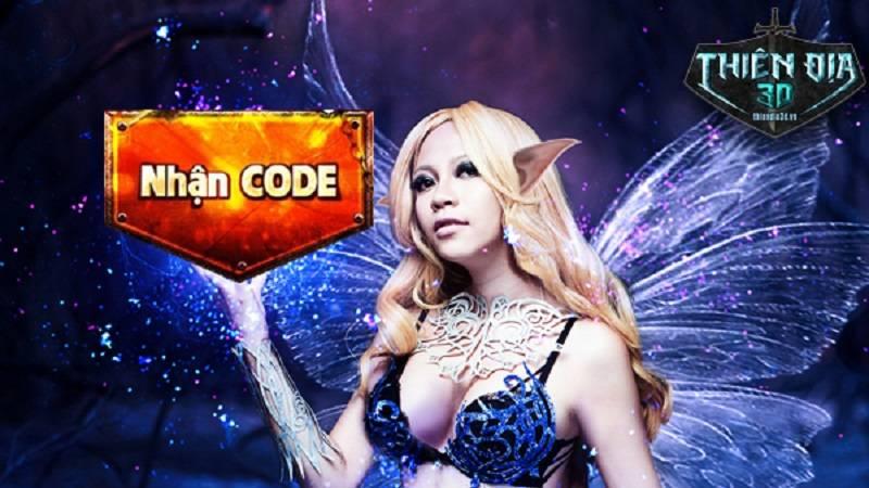 Thiên Địa 3D - Giftcode