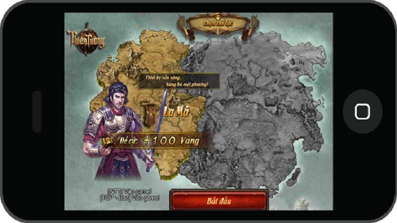 Thiên Tướng Mobile - Giftcode