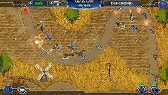 Trải nghiệm Towers Defense: Robot Wars – Game thủ thành mác Việt Nam