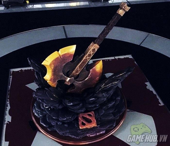 Dota Cake Design