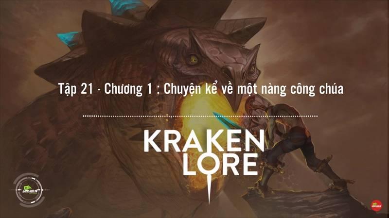 [Truyện Vainglory] Kraken lore 21: Truyện...