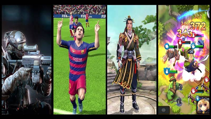 FIFA 16 Ultimate Team, Age of Wushu Dynasty, Blade: Sword of Elysion, Fantasy War Tactics, Afterpulse, FPS 2016, RPG 2016, game mobile 2016, game iOS, game Android, link tai, link download, download game, tai game mien phi, game mien phi, game free, top game 2016, game choi tet 2016, game tet 2016