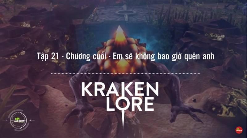 [Truyện Vainglory] Kraken lore 21: Em sẽ không bao giờ quên anh