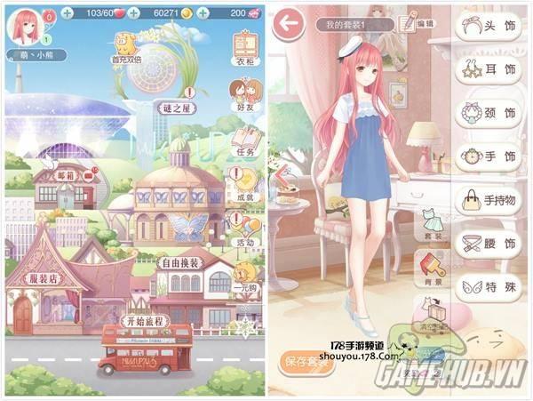 Ngôi Sao Thời Trang – Game mobile thời trang dành cho phái nữ lần đầu xuất  hiện ...