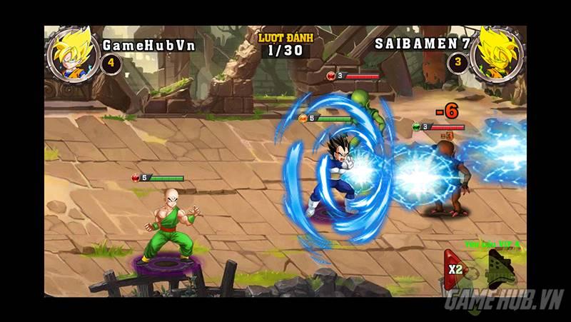 Sự thực về game mobile Việt Ngọc Rồng Đại Chiến
