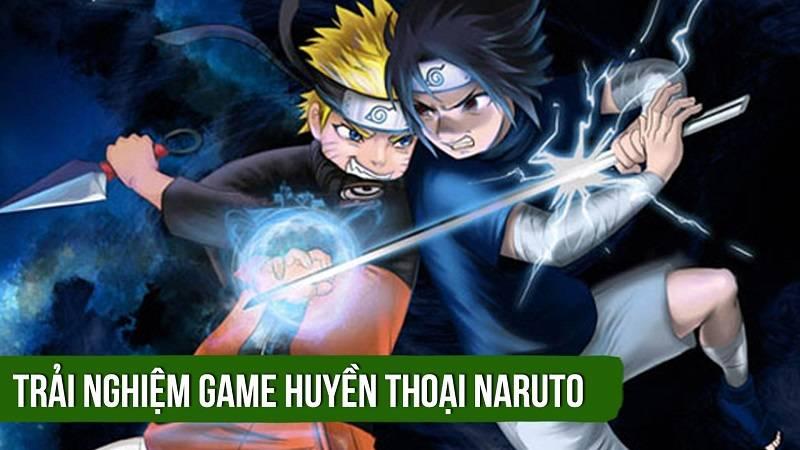 Trải nghiệm sớm game Huyền Thoại Naruto ra mắt 18/3/2016