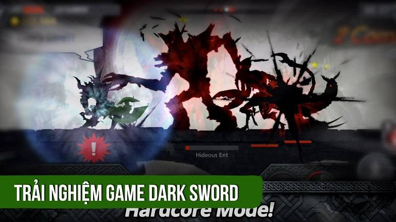 Trải nghiệm game hành động Dark Sword -...