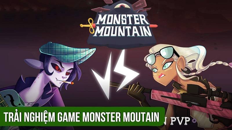 Trải nghiệm game nhập vai Monster Moutain - iOS/Android