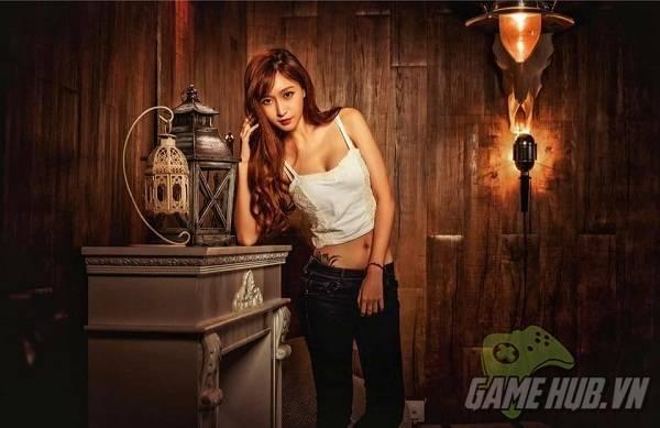 LokYii – Nữ game thủ Liên Minh Huyền Thoại xinh đẹp nhất Hongkong