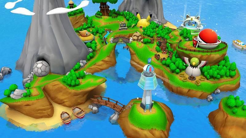 Camp Pokemon - Cơn gió mới cho những ai chờ Pokemon GO