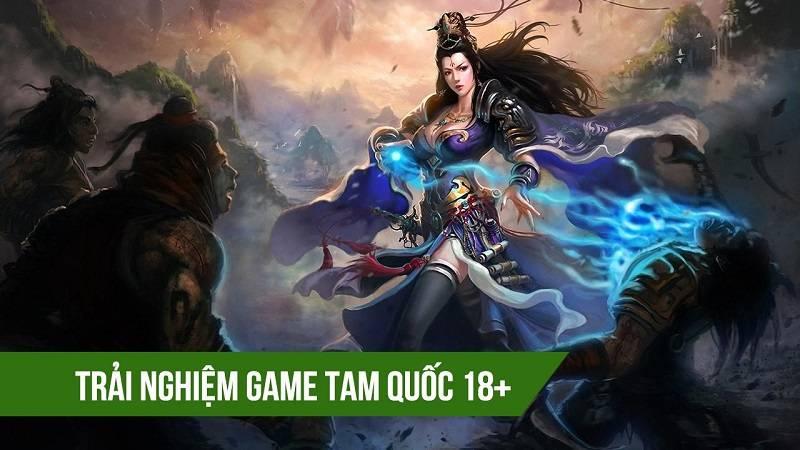 Trải nghiệm bản Alpha Test game Tam Quốc...