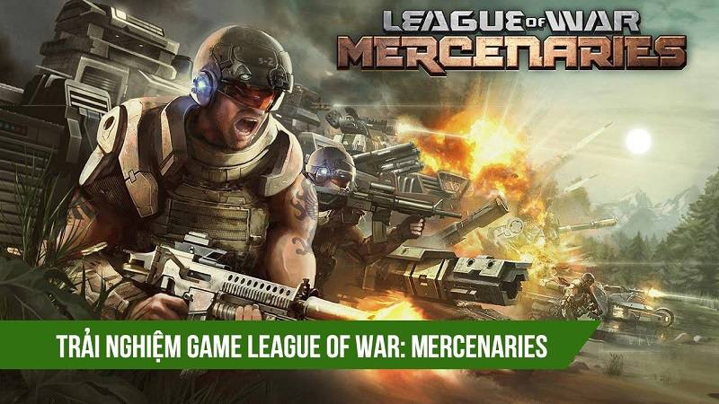 Trải nghiệm game chiến thuật League of...