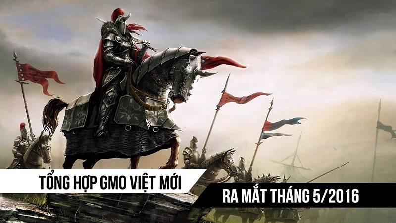 Tổng hợp gMO Việt mới ra tháng 5/2016