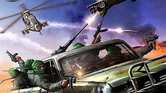 Command and Conquer: Generals, Command and Conquer: Generals screenshot, game chien thuat, game pc/console, game pc/console 2016, game chien thuat 2016, Arma II, Medal of Honor