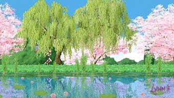Lynn and the Spirits of Inao, Studio Ghibli, Spirited Away, Princess Mononoke, Hầm Đom Đóm, My Neighbor Totoro, game platform, game hanh dong, game 2d, game pc/console, game mobile, game mobile 2016, game pc/console 2016, BloomyLight, game indie, game indie 2016, sieu pham do hoa, game do hoa dep
