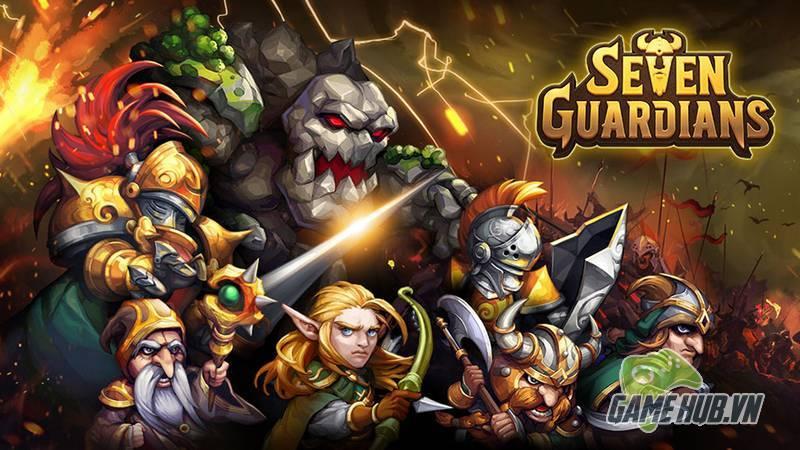 Seven Guardians - Hàng khủng mới từ đại gia xứ Hàn