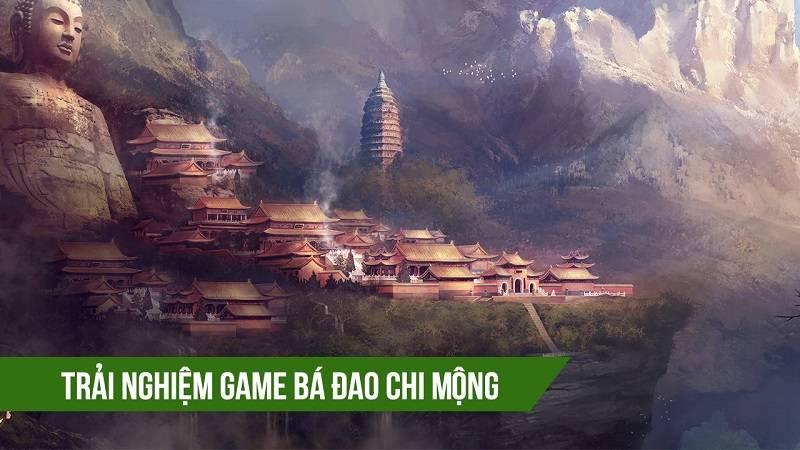 Trải nghiệm game Bá Đao Chi Mộng ra mắt 10/5/2016