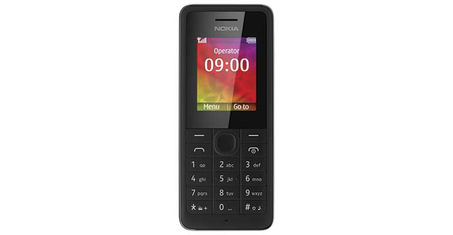 """9 chiếc """"cục gạch""""  Nokia vẫn bán chạy tại Việt Nam"""