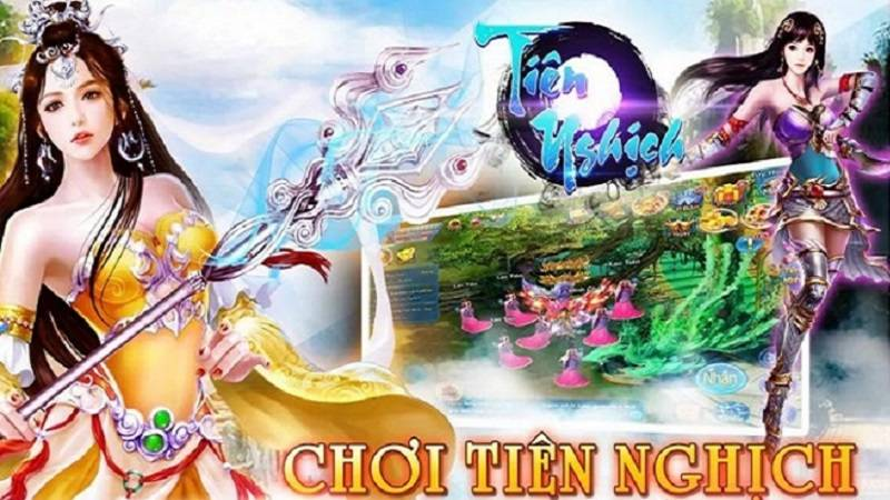 Tiên Nghịch Mobile - Giftcode