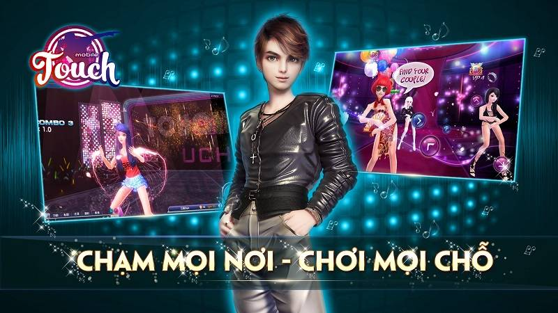 touch mobile, gmo, mmo, game ios, game android, touchmobile, touch mobile