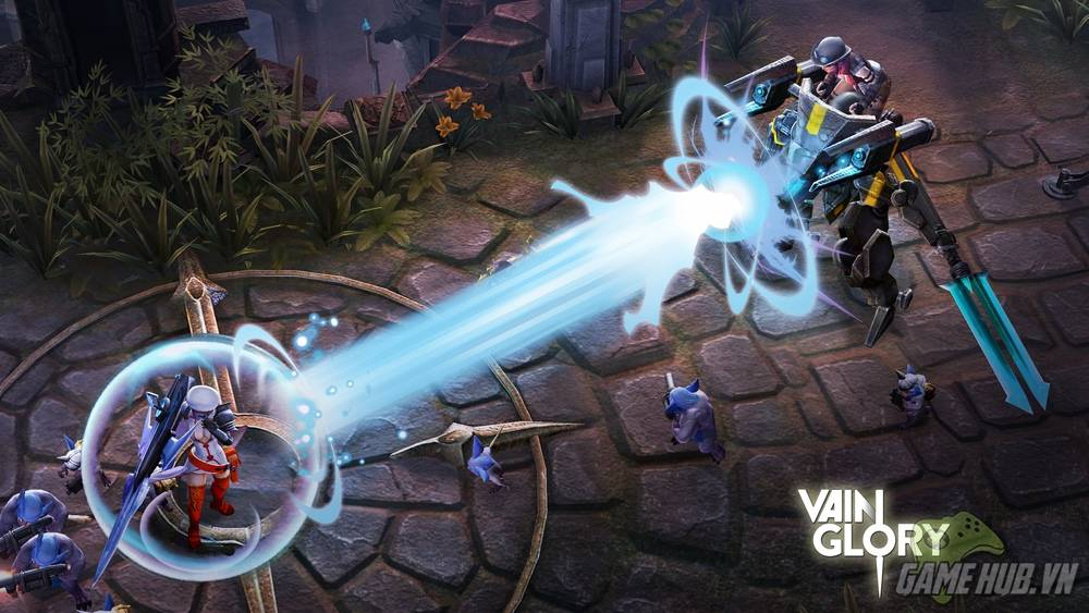 SEMC, Vainglory, tips, game moba mobile, game android, game iOS, android, loi, error, fix