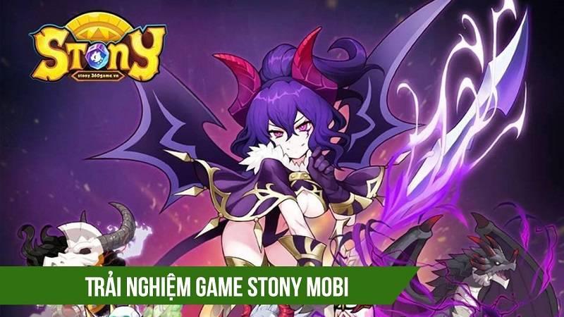 Trải nghiệm Stony Mobi - siêu phẩm game thẻ bài của VNG