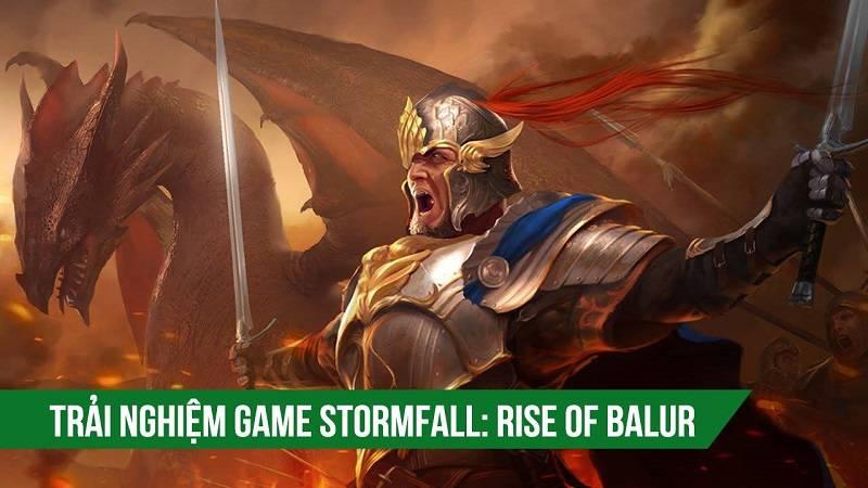 Trải nghiệm Stormfall: Rise of Balur (...