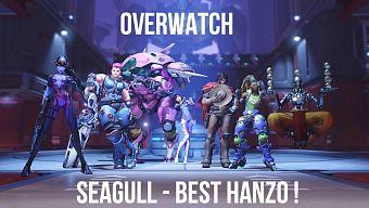 Hanzo, Overwatch, Seagull, Luminosity Gaming, genji, guide