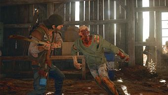 Days Gone, Days Gone E3 2016, days gone, E3 2016, game kinh di, game hanh dong, game ban sung, game zombie, game ban sung 2016, game hanh dong 2016, game zombie 2016, game pc/console, game pc/console 2016, game do hoa dep, PS4