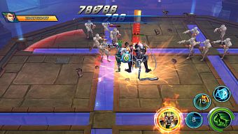Trải nghiệm: Vệ Binh Ngân Hà có gợi nhớ cho game thủ về Ailen Shooter?