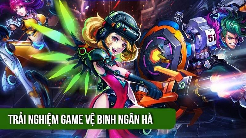 Trải nghiệm game bắn súng TPS Vệ Binh Ngân Hà - CMN Online