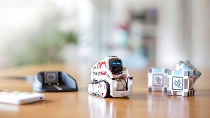 Anki, Anki Overdrive, Anki Cozmo, Cozmo, Robot model, Wall-e, do choi cong nghe, tech toys