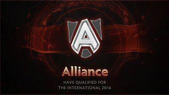 dota 2, alliance, seattle, the internation 6, Escape Gaming