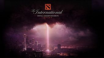 the international 6, ti 6, dota 2, valve, highlight, game moba, best game