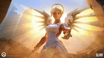 Overwatch, Overwatch Heroes never die, Heroes Never Die, Wu Hongyu, FPS, game fps, tribute